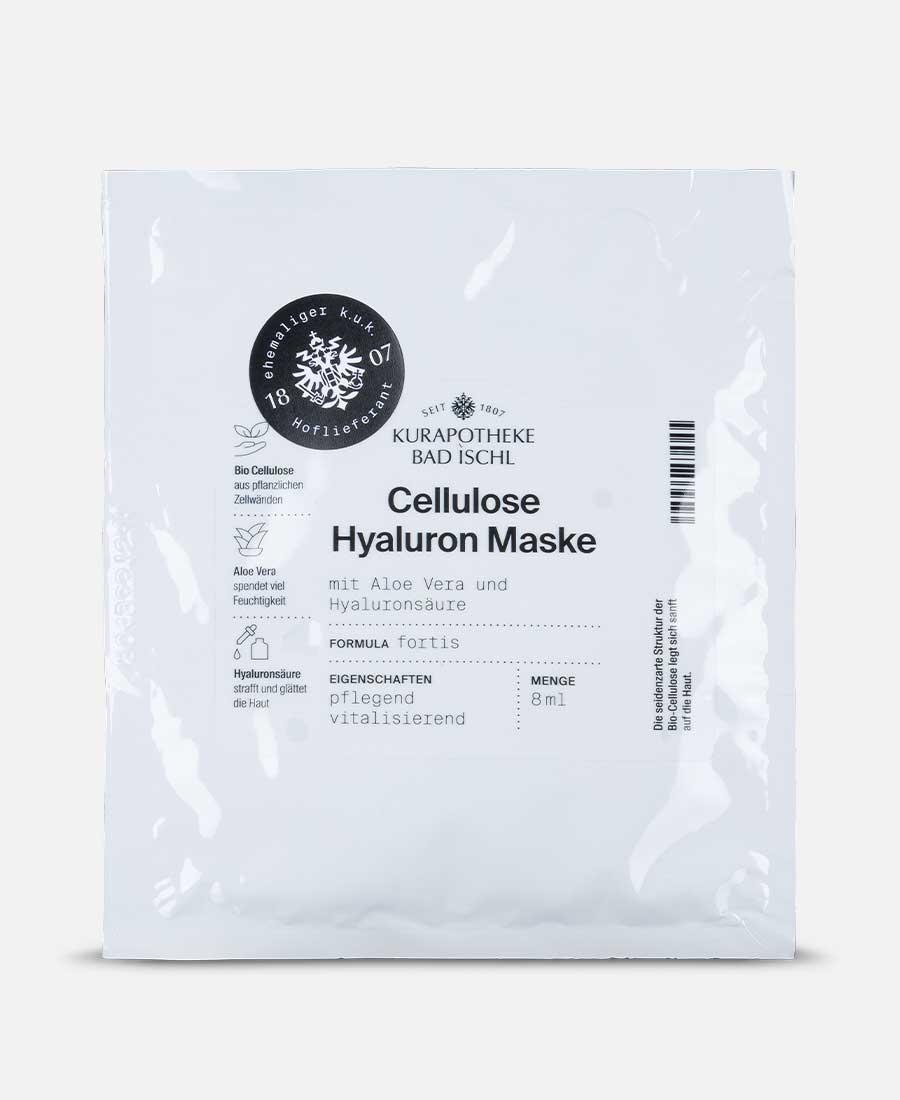 Cellulose Hyaluron Maske