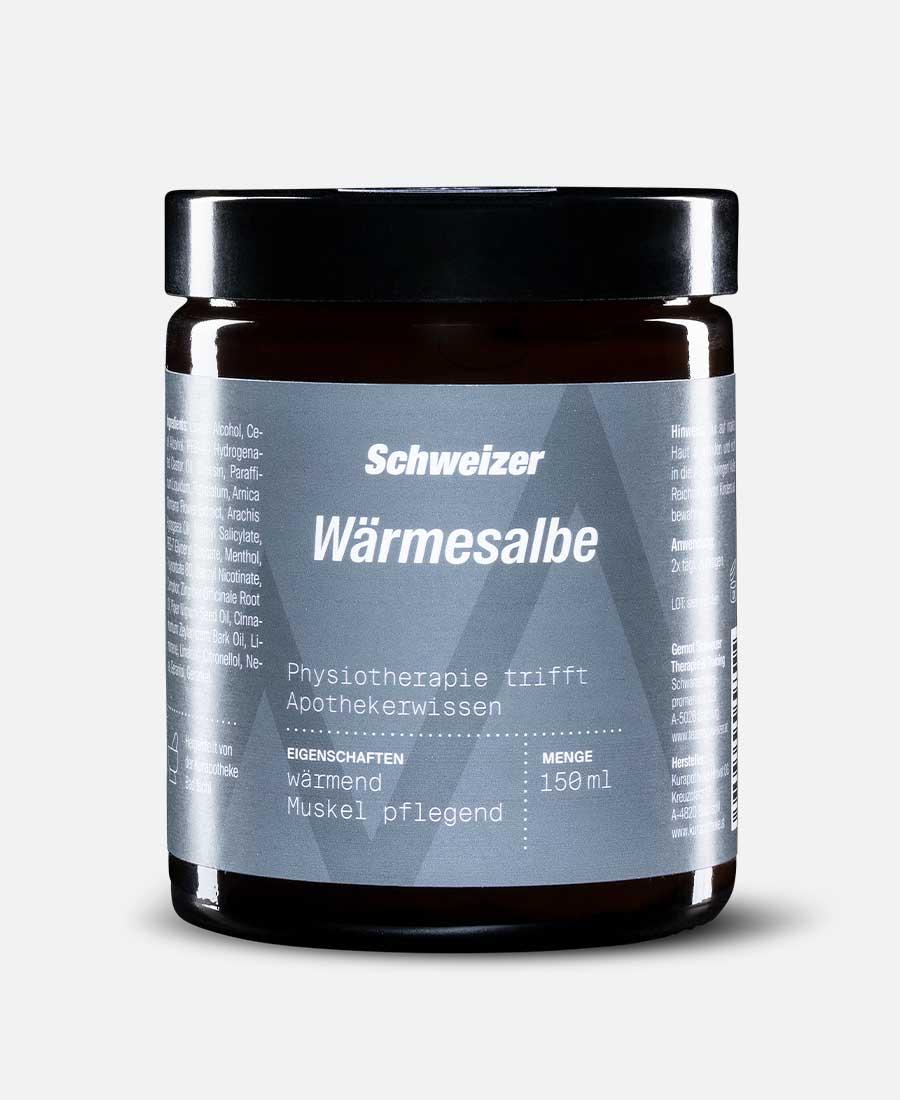 Schweizer's Wärmesalbe