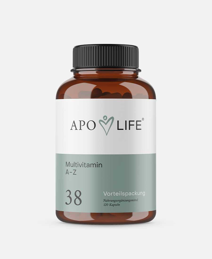 Nr 38 Multivitamin A-Z