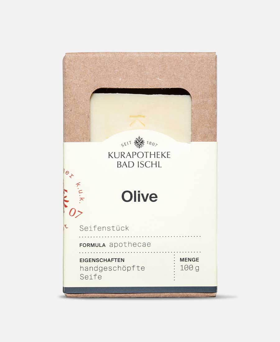 Olive – Seifenstück