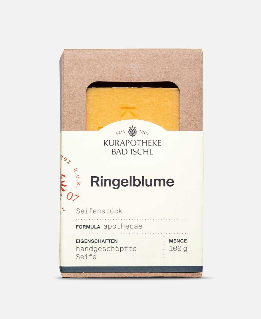 Ringelblume – Seifenstück